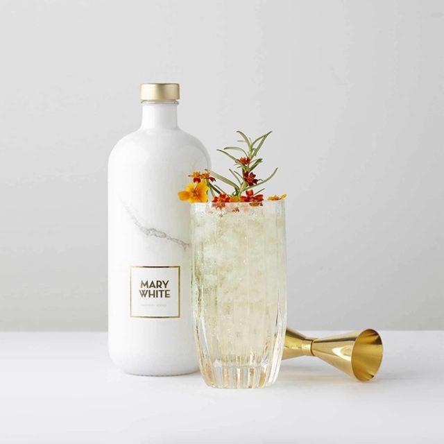 Mary white vodka